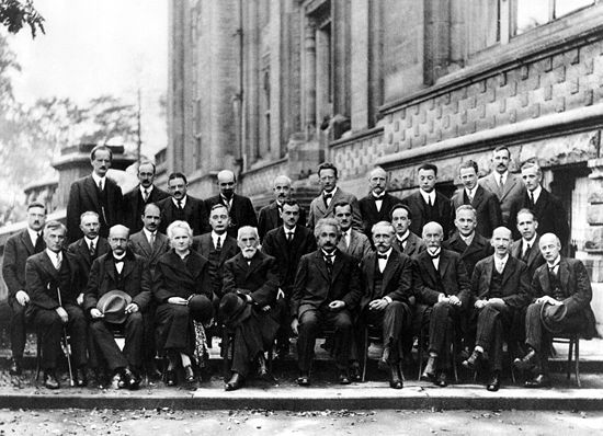 Solvay Conference of 1927